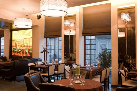 Кафе Vinci на Полянке фото 1