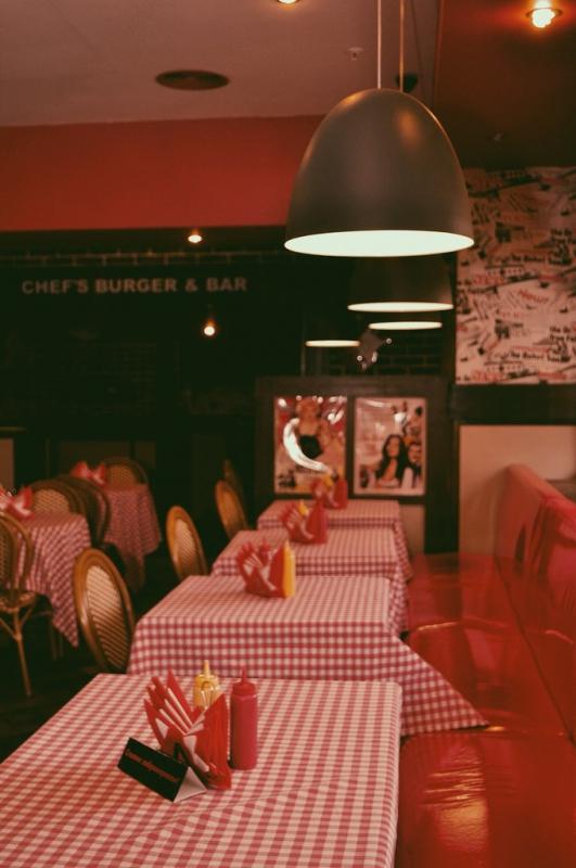 Ресторан Chef's Burger & Bar фото 15
