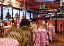 Ресторан Chef's Burger & Bar фото 18