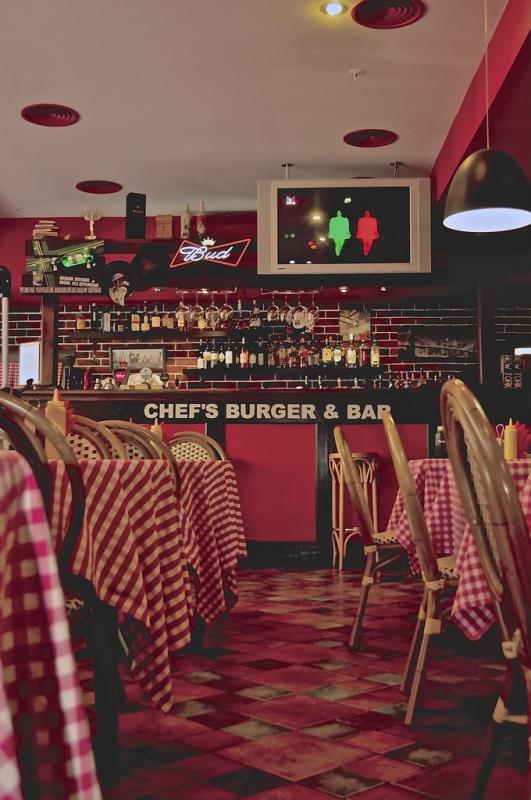 Ресторан Chef's Burger & Bar фото 19