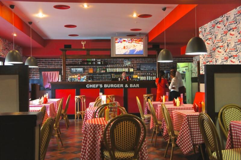 Ресторан Chef's Burger & Bar фото 12