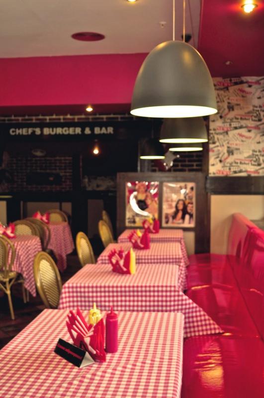 Ресторан Chef's Burger & Bar фото 4