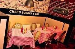 Ресторан Chef's Burger & Bar фото 5