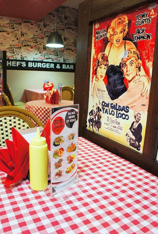 Ресторан Chef's Burger & Bar фото 7