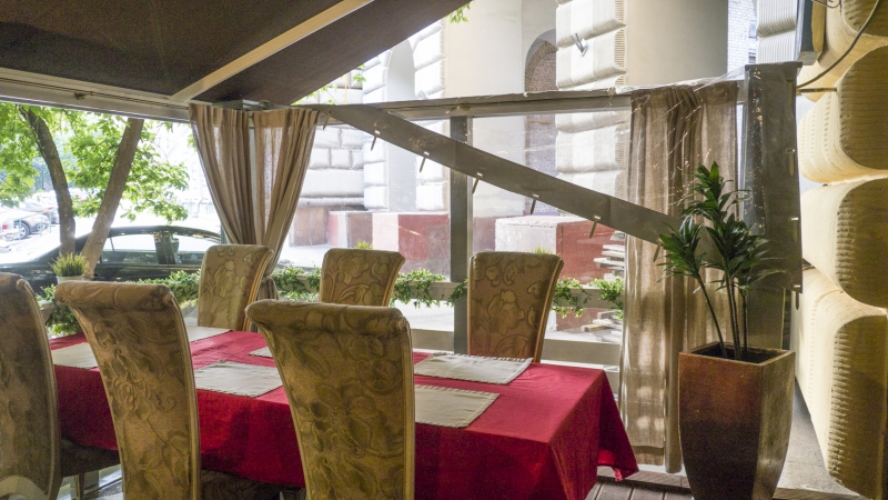 Ресторан МаскИ фото