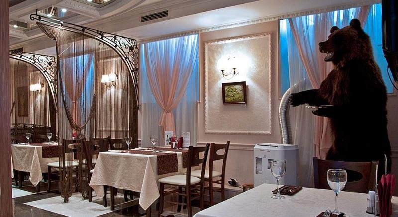 Ресторан Добрые Традиции фото