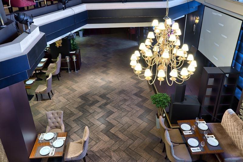 Кафе Хинкальная на Октябрьской фото 20