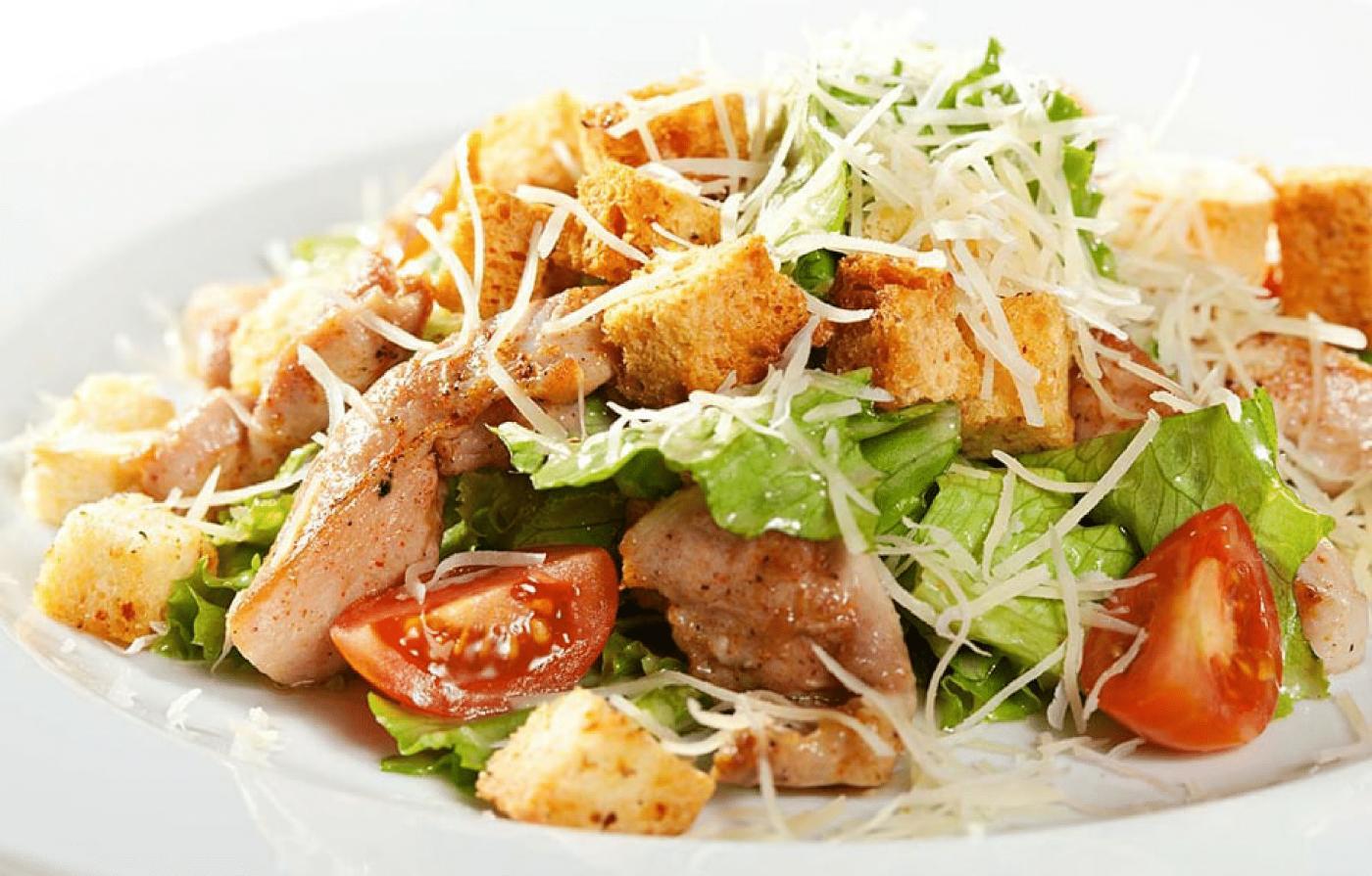 Салат с копченой курицей в домашних условиях рецепт