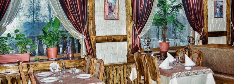 Кафе Старый Город на Петровско-Разумовской фото 6