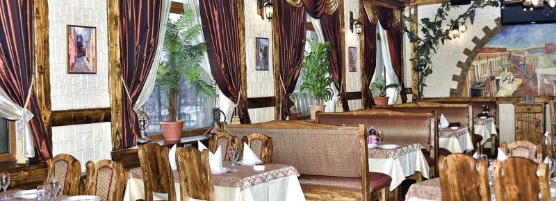 Кафе Старый Город на Петровско-Разумовской фото