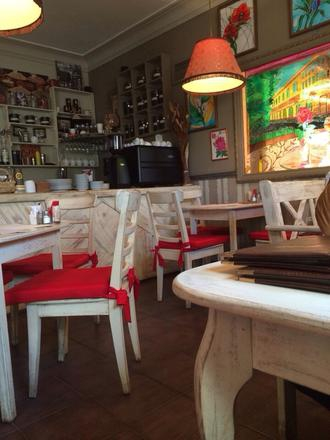 Кафе на Лёвшинском фото 4