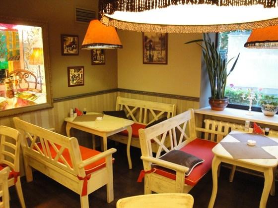 Кафе на Лёвшинском фото