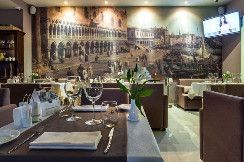 Итальянское Кафе Де Марко на Академической (Профсоюзная) фото 4