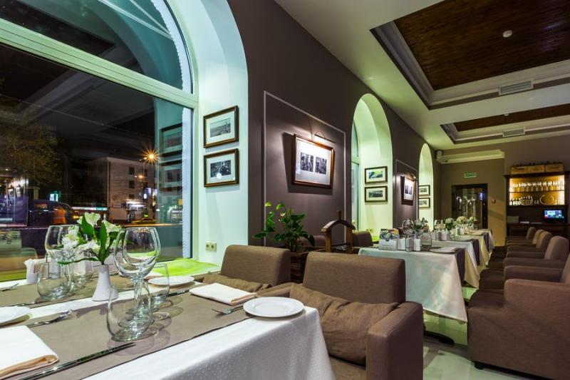 Итальянское Кафе Де Марко на Академической (Профсоюзная) фото