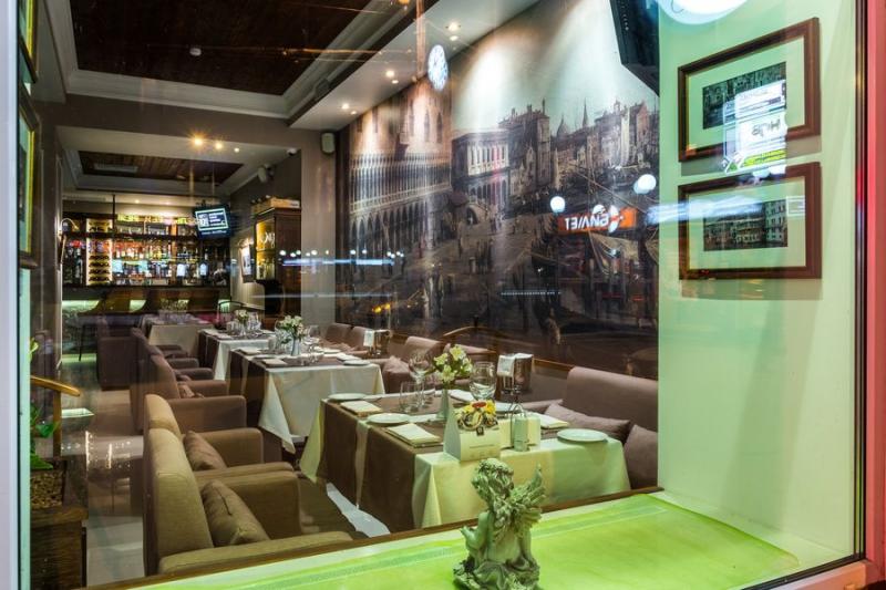 Итальянское Кафе Де Марко на Академической (Профсоюзная) фото 2