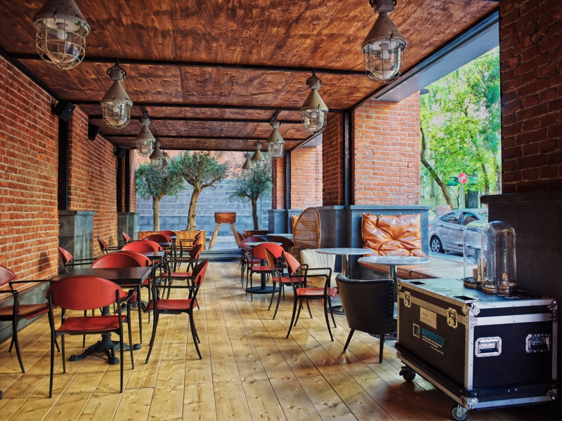 Ресторан FF Restaurant & Bar фото 6