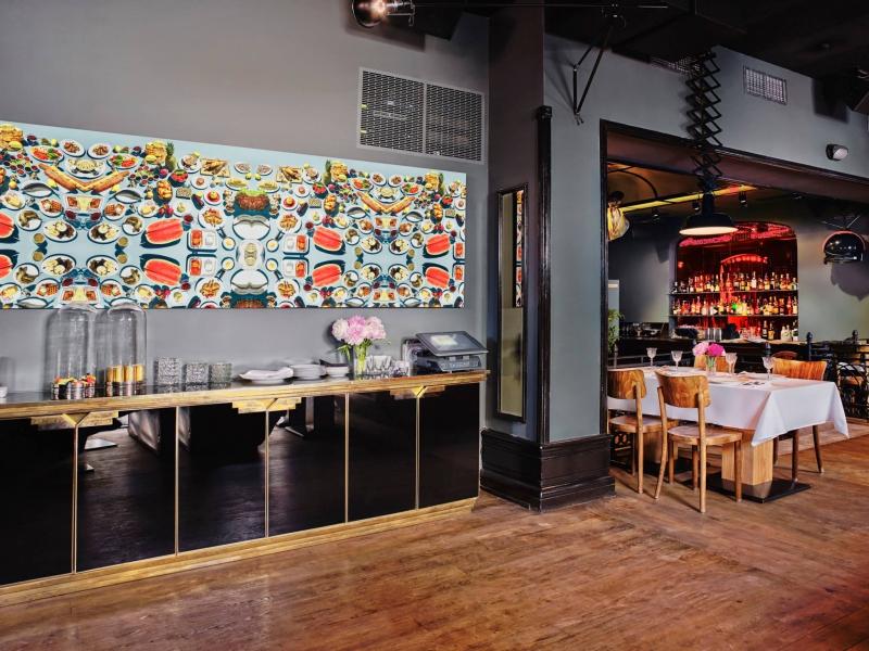Ресторан FF Restaurant & Bar фото 3