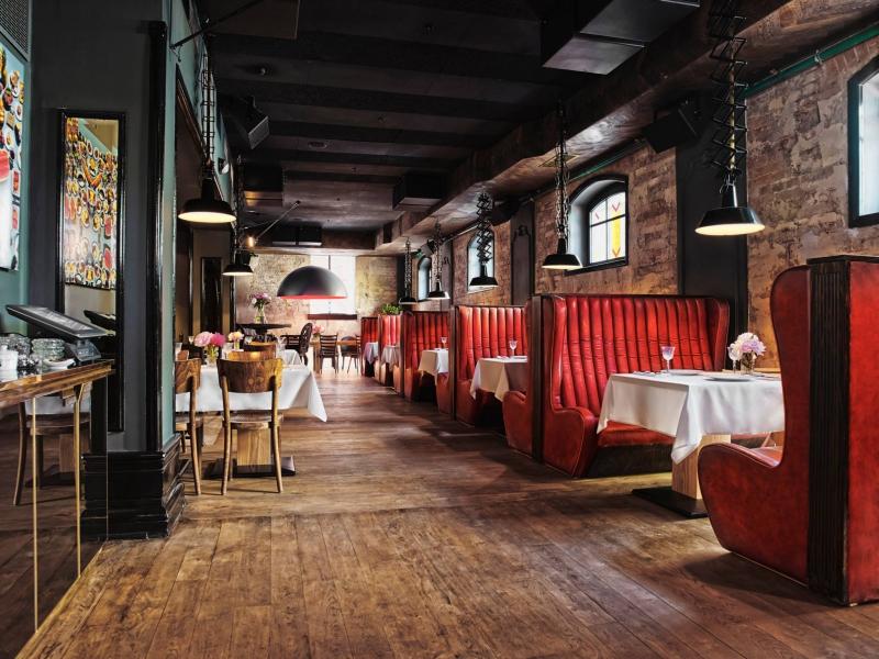Ресторан FF Restaurant & Bar фото