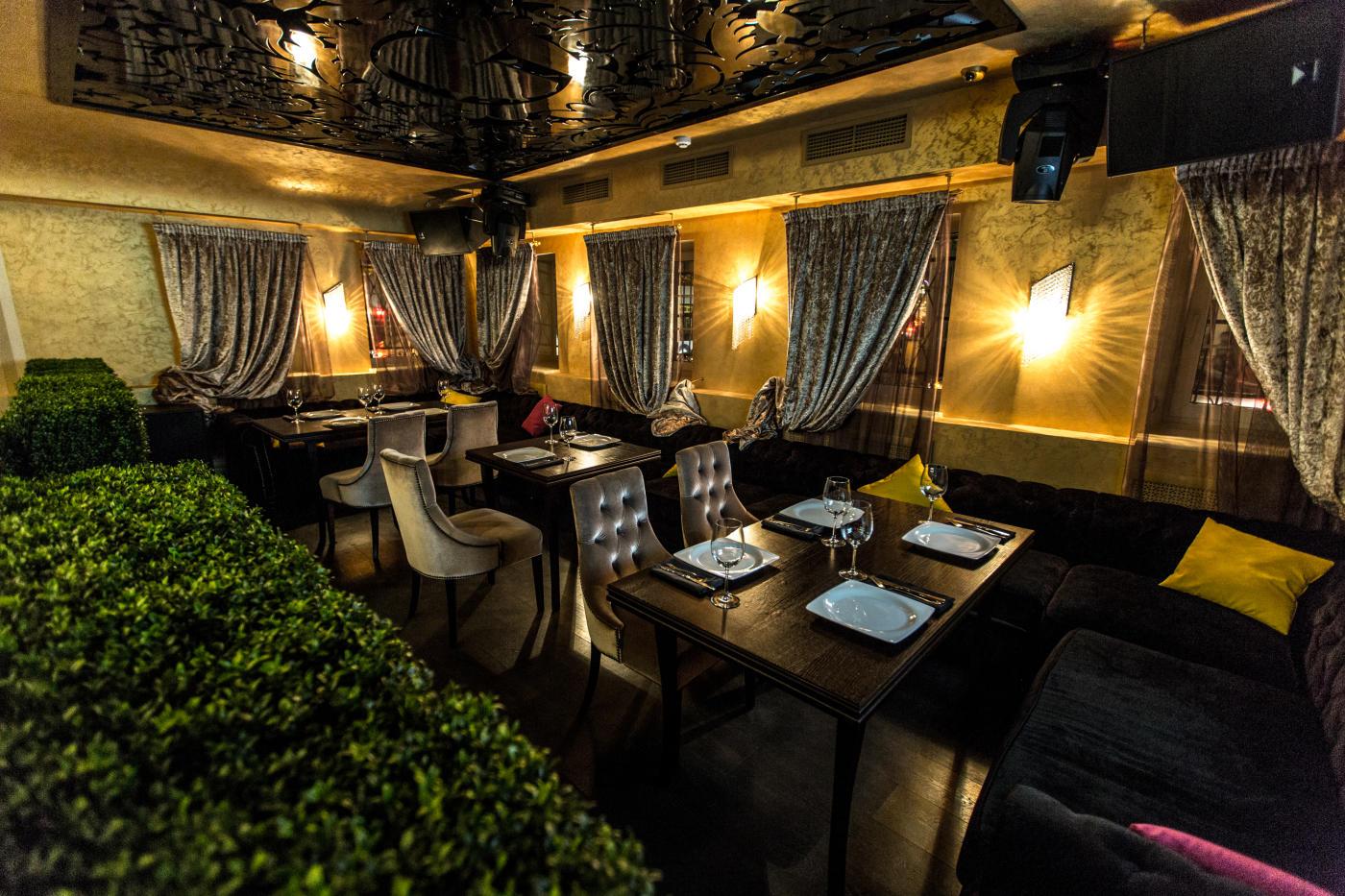 Ресторан Graff Lounge (Граф Лаунж) фото 1