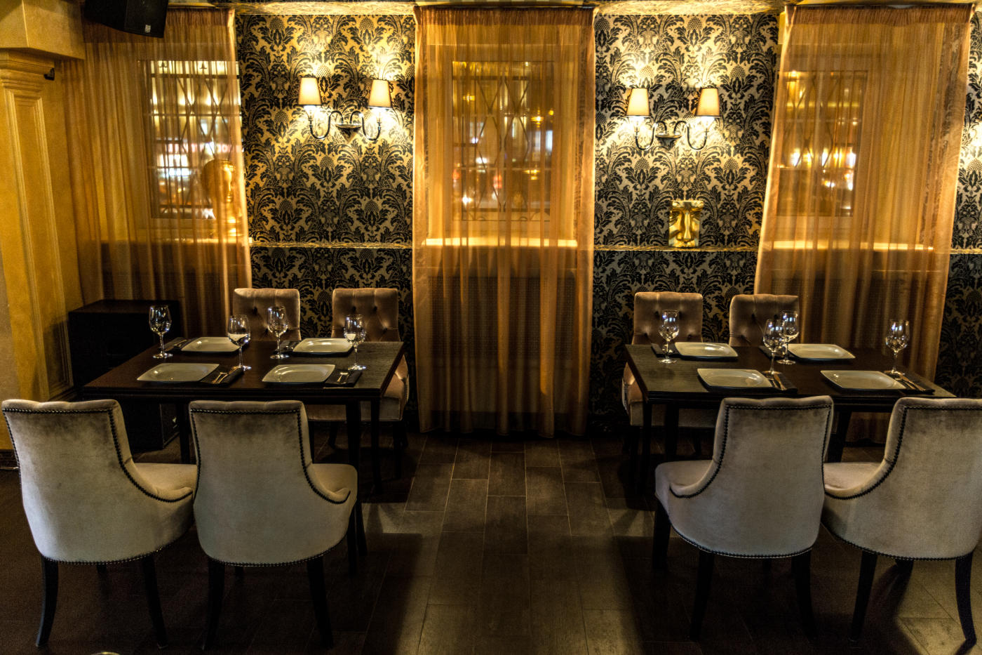 Ресторан Graff Lounge (Граф Лаунж) фото 4