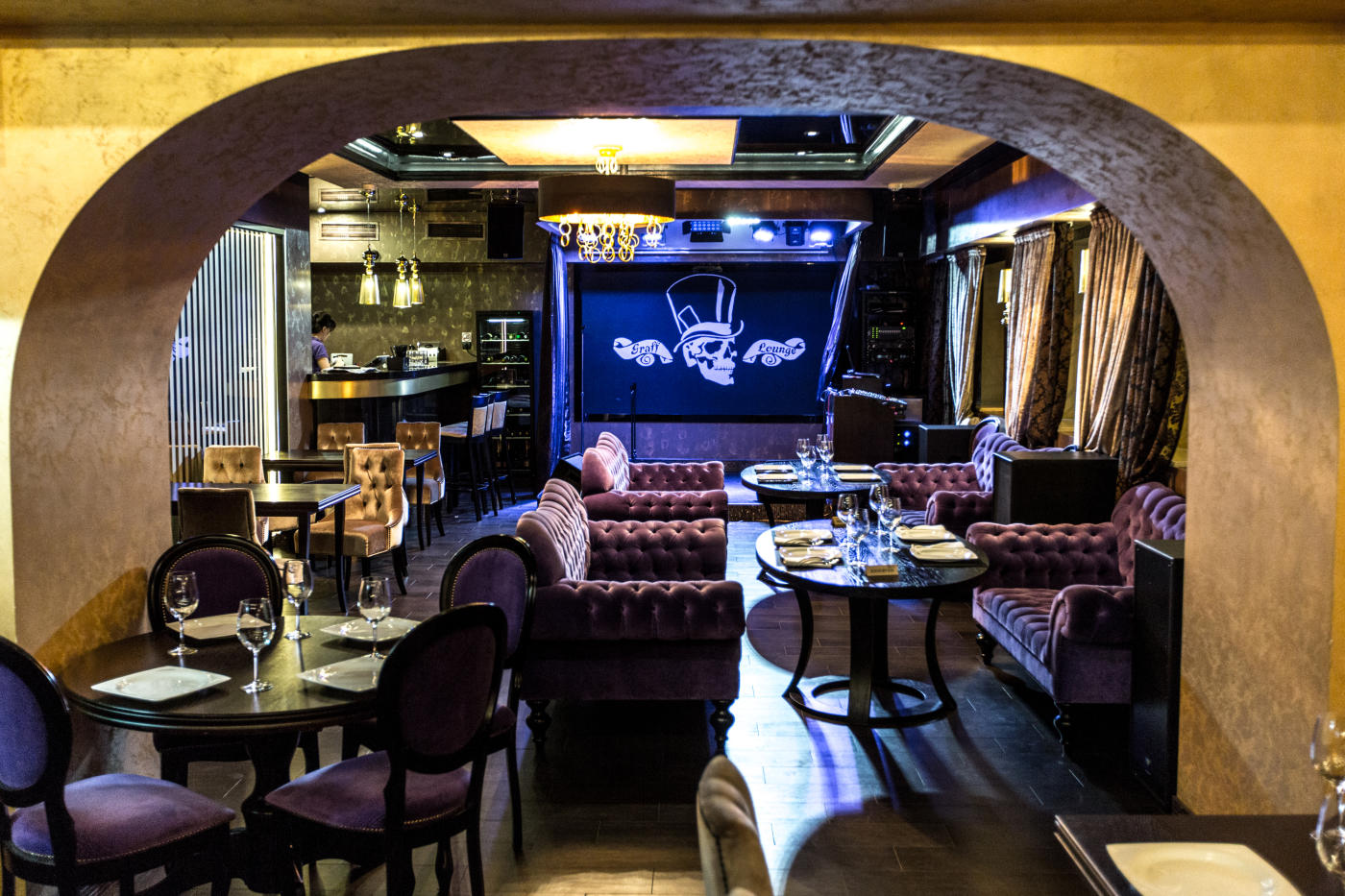 Ресторан Graff Lounge (Граф Лаунж) фото