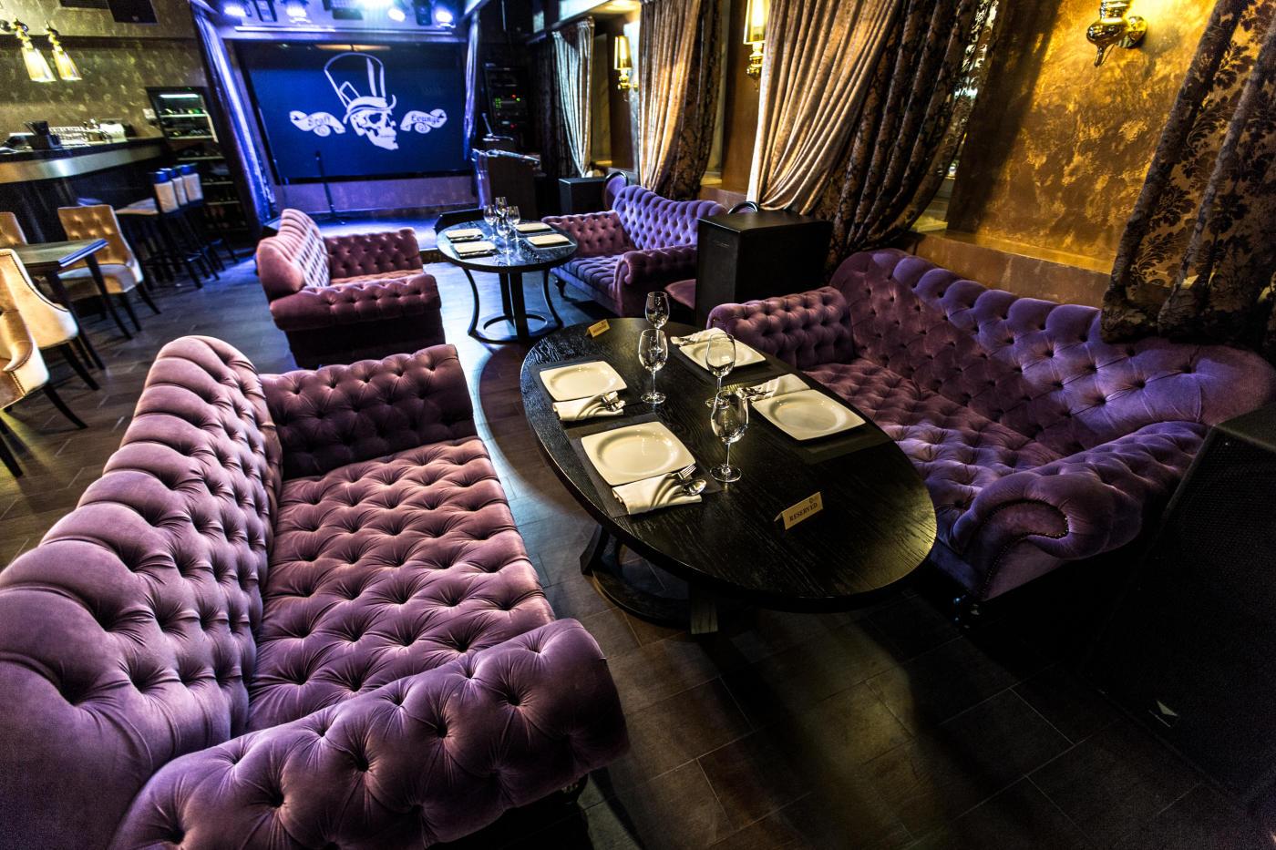 Ресторан Graff Lounge (Граф Лаунж) фото 6