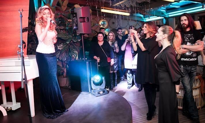 Роуз Бар на Большой Дмитровке (Rose Bar Moscow) фото 37