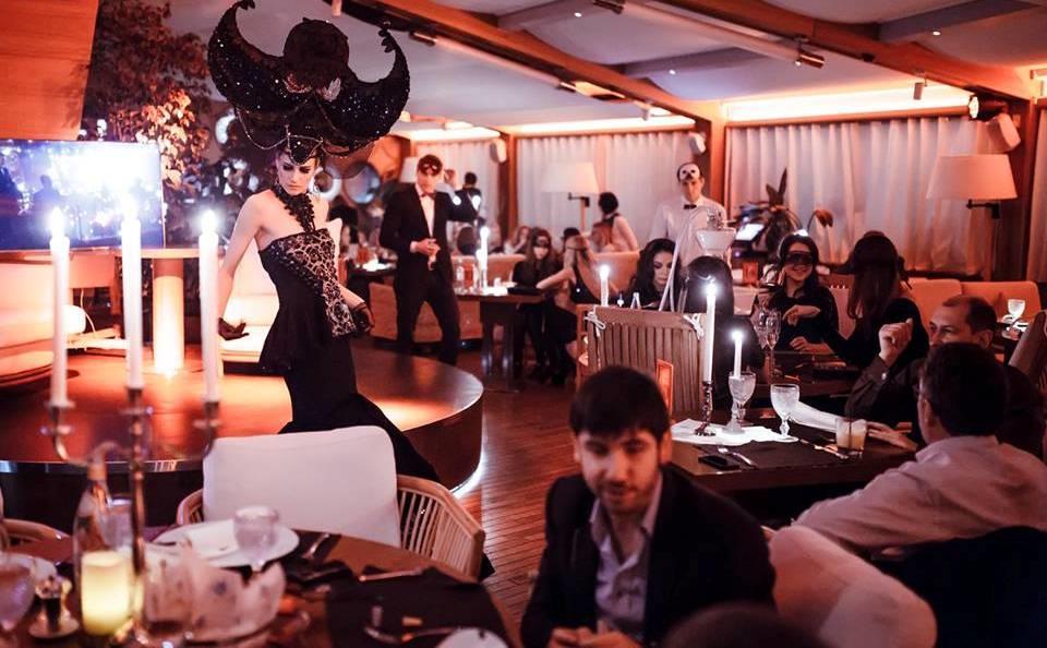 Роуз Бар на Большой Дмитровке (Rose Bar Moscow) фото 42
