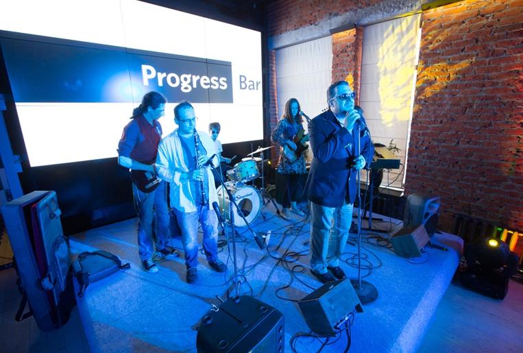 Бар Progress Bar (Прогресс бар) фото 4