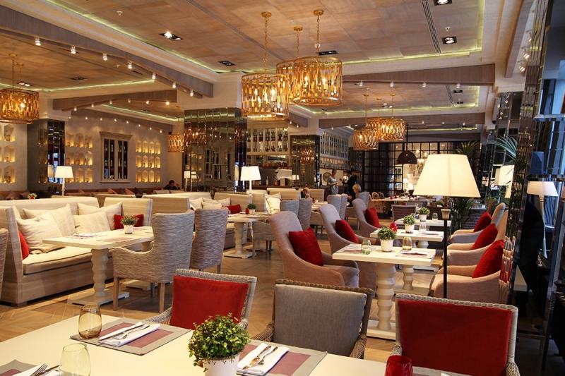 Ресторан Seasons на Ленинском проспекте (Сизонс - ТРЦ РИО) фото 1
