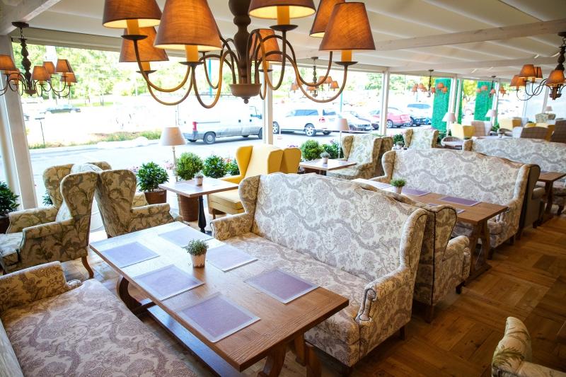 Ресторан Seasons на Ленинском проспекте (Сизонс - ТРЦ РИО) фото 36
