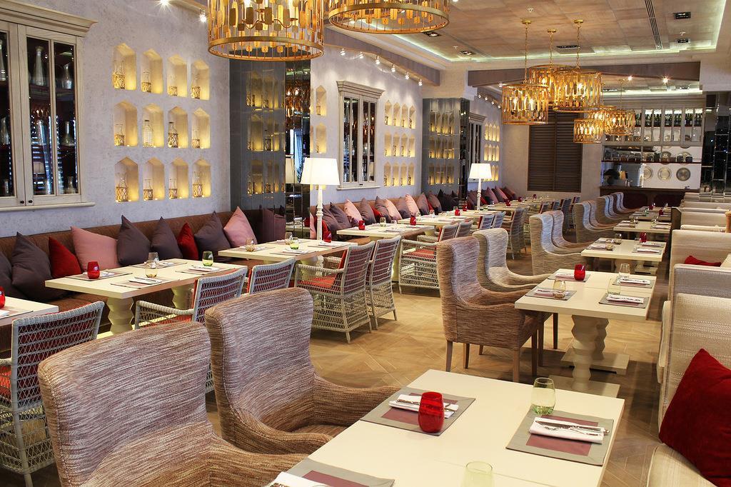 Ресторан Seasons на Ленинском проспекте (Сизонс - ТРЦ РИО) фото 5