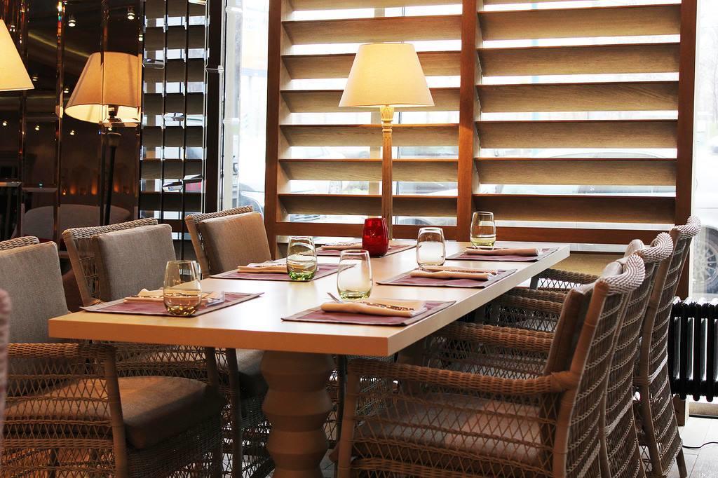 Ресторан Seasons на Ленинском проспекте (Сизонс - ТРЦ РИО) фото 9