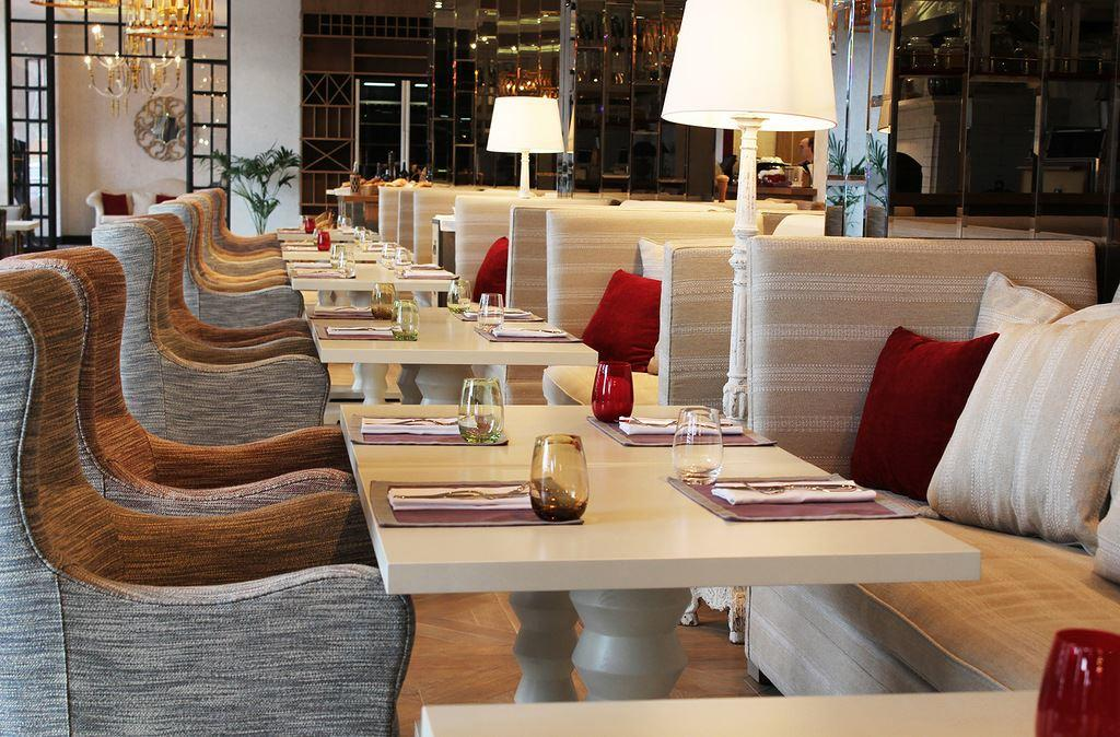 Ресторан Seasons на Ленинском проспекте (Сизонс - ТРЦ РИО) фото 11