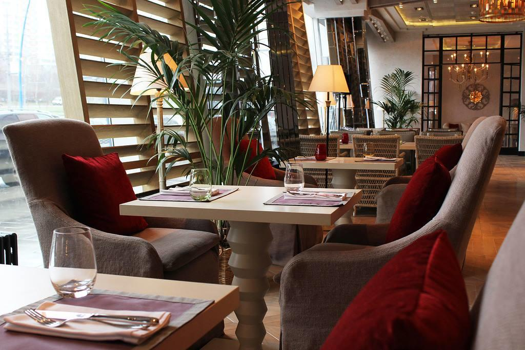 Ресторан Seasons на Ленинском проспекте (Сизонс - ТРЦ РИО) фото 12
