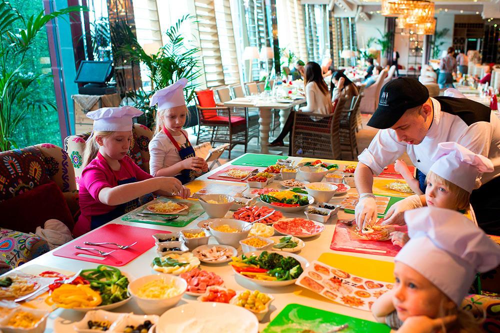 Ресторан Seasons на Ленинском проспекте (Сизонс - ТРЦ РИО) фото 43