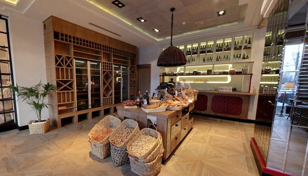 Ресторан Seasons на Ленинском проспекте (Сизонс - ТРЦ РИО) фото 14