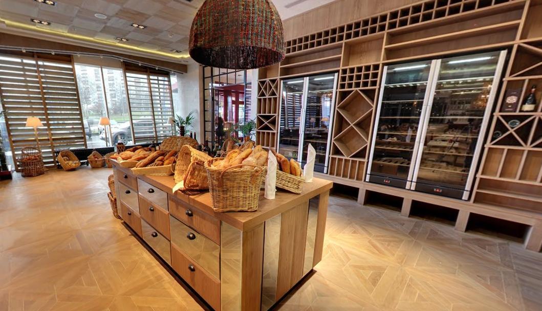 Ресторан Seasons на Ленинском проспекте (Сизонс - ТРЦ РИО) фото 16