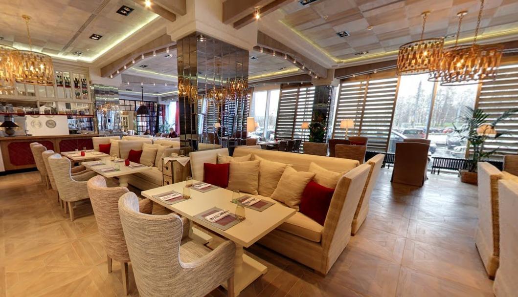 Ресторан Seasons на Ленинском проспекте (Сизонс - ТРЦ РИО) фото 19