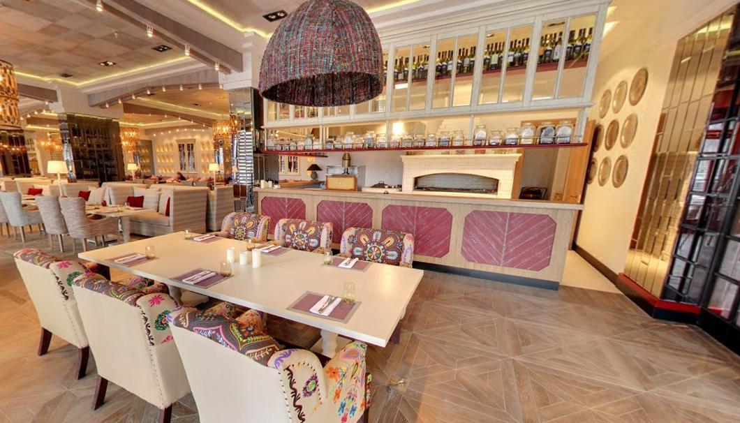 Ресторан Seasons на Ленинском проспекте (Сизонс - ТРЦ РИО) фото 23