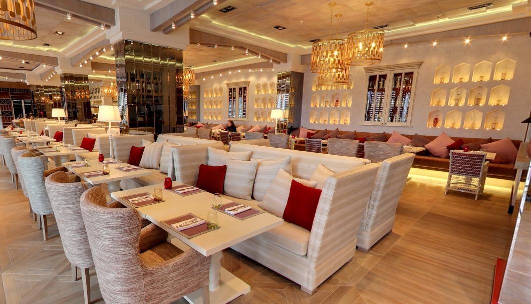 Ресторан Seasons на Ленинском проспекте (Сизонс - ТРЦ РИО) фото 25