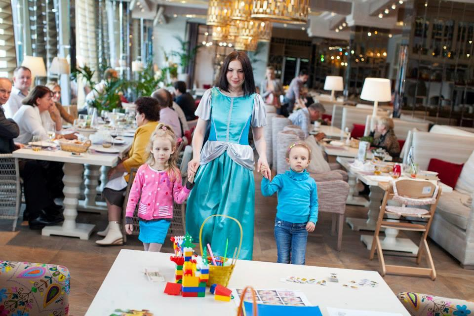 Ресторан Seasons на Ленинском проспекте (Сизонс - ТРЦ РИО) фото 60