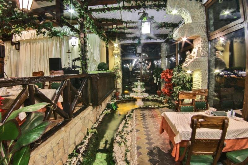 Ресторан Фаэтон фото