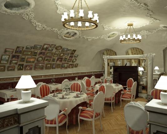 Ресторан Третьяков фото 2
