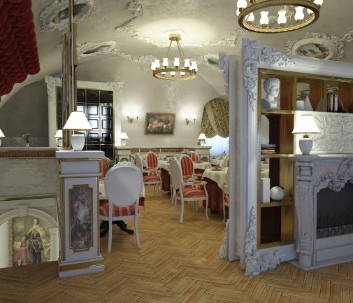 Ресторан Третьяков фото 5