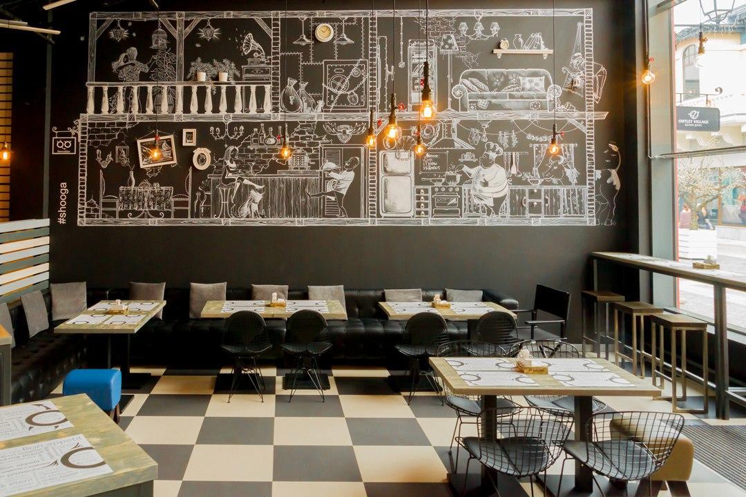 Панорамный Ресторан Shooga фото