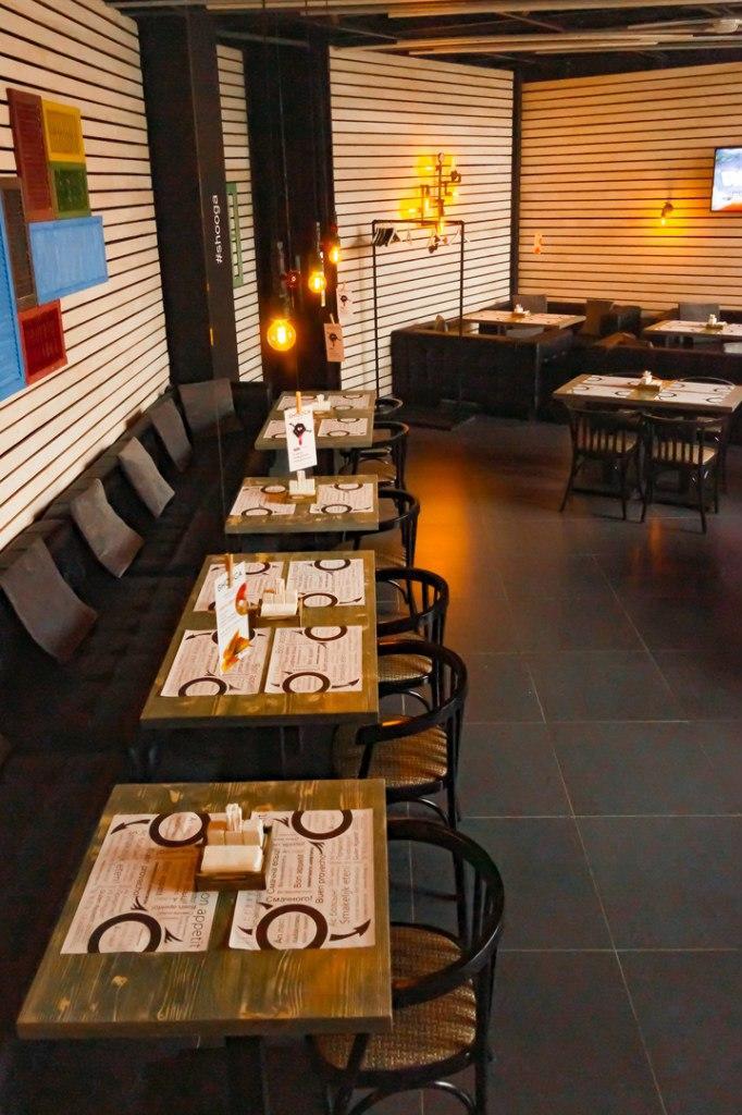 Панорамный Ресторан Shooga фото 10