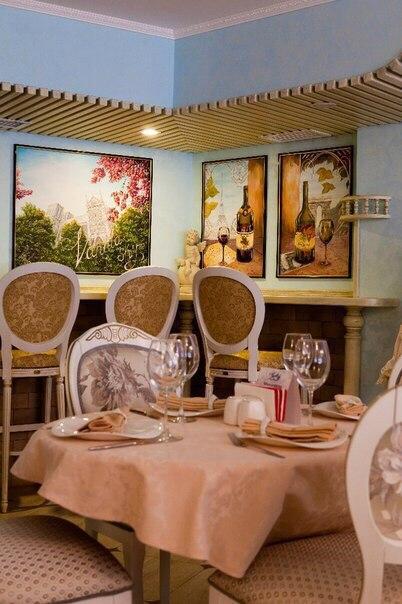 Ресторан Vanilla Sky фото 26