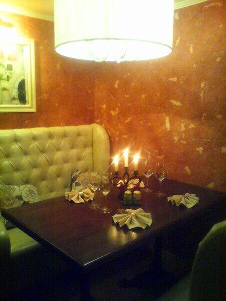 Ресторан Vanilla Sky фото 2
