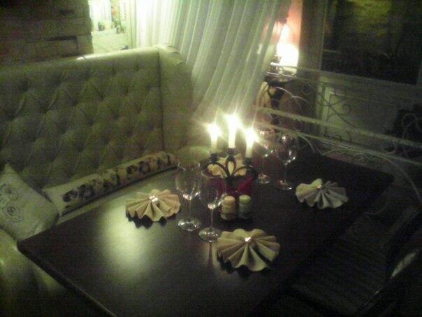 Ресторан Vanilla Sky фото 9